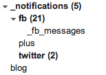 Лейблы Gmail